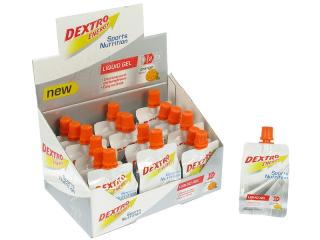 DEXTRO ENERGY Liquid Gel - Orange 18x60ml